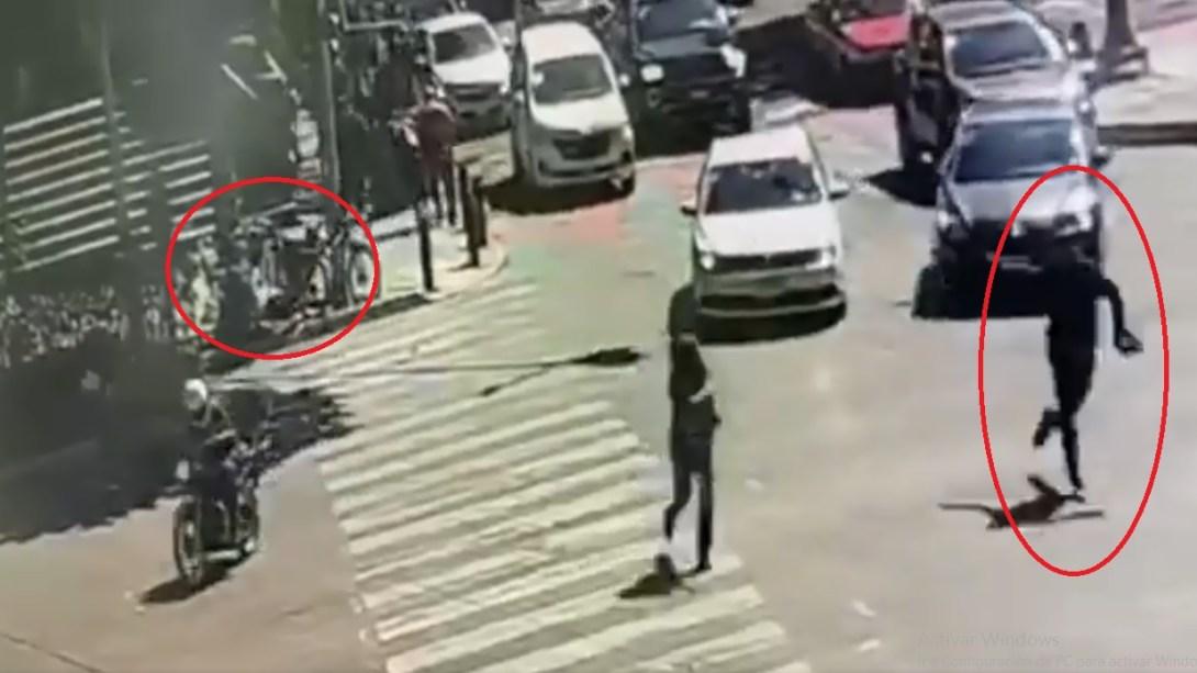 (Videos) Balacera en Plaza Metrópoli Patriotismo en la CDMX