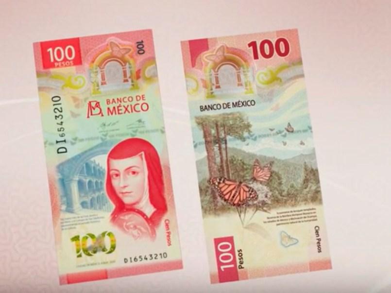Conoce la razón del por qué los nuevos billetes de 100 pesos se venden en miles de pesos