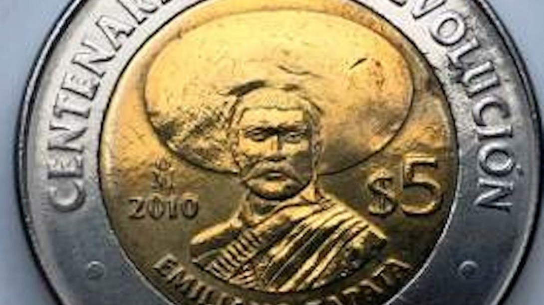 Nueva-moneda-conmemorativa-de-20-pesos-de-Emiliano-Zapata