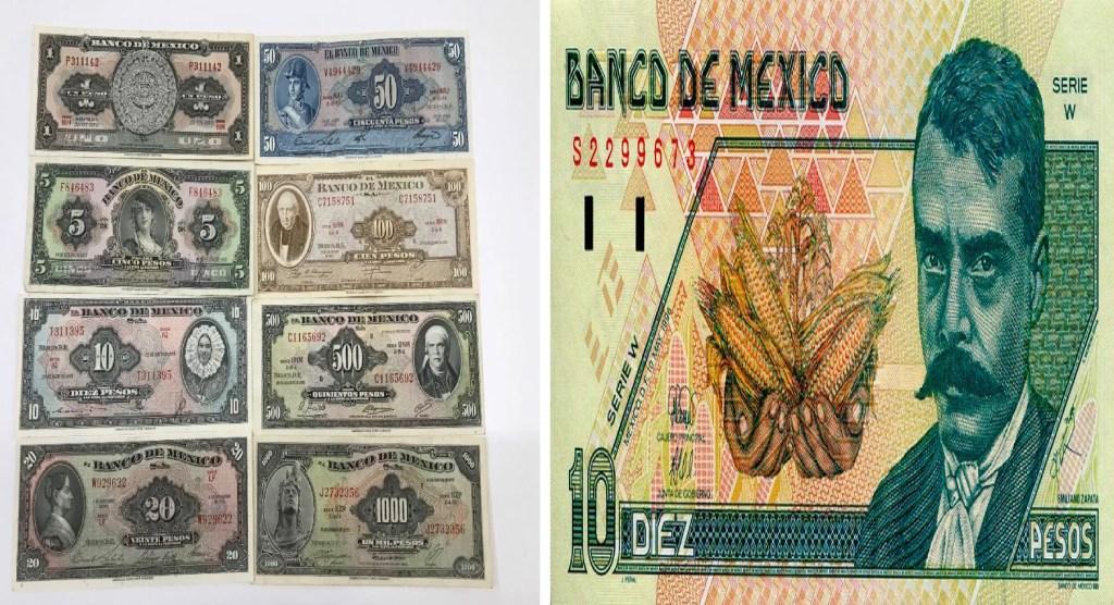 Te decimos cómo y dónde cambiar tus billetes antiguos1