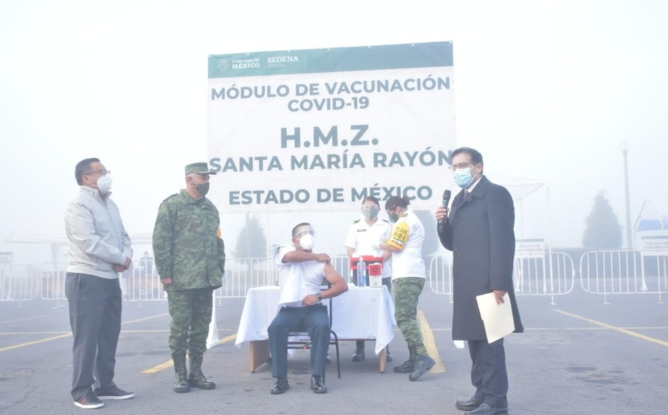 Vacuna Toluca
