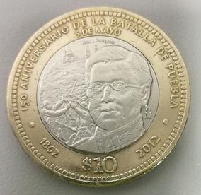 Ofrecen hasta 50 mil pesos por esta moneda de 10 pesos mexicanos