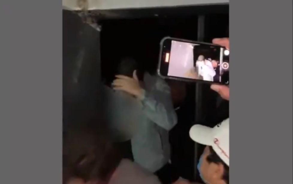 (Video) Cancelan fiesta con más de 100 personas en bar de la CDMX
