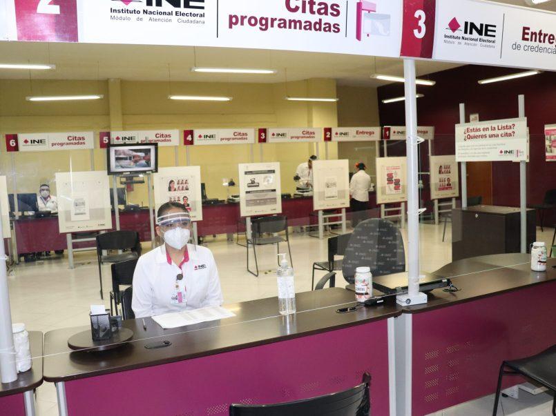 INE anuncia fecha para realizar tramites sin cita previa