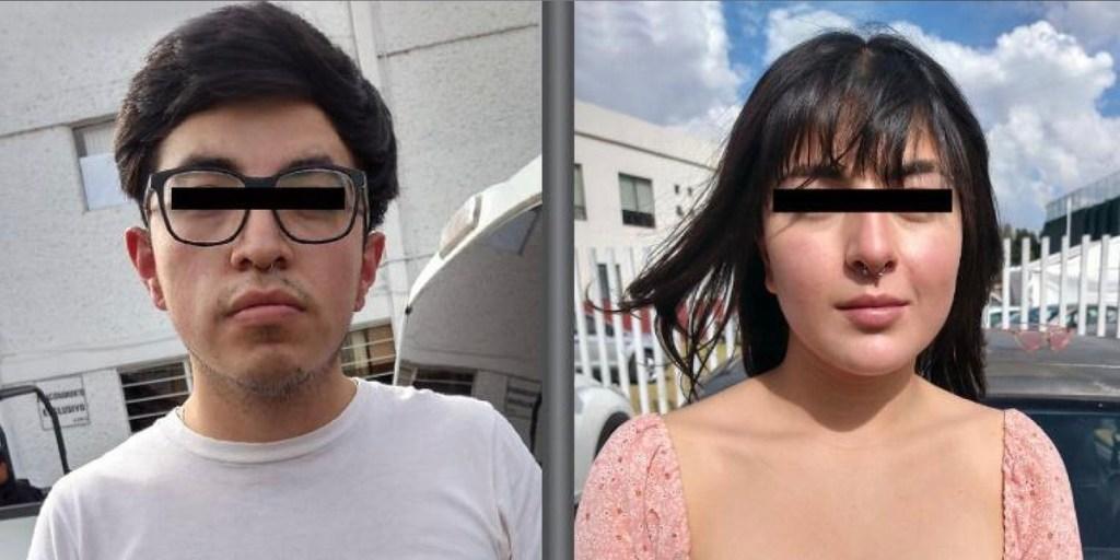 Jóvenes fueron detenidos por vender marihuana por redes sociales en Metepec