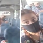 Mujer vía Facebook Live evita un asalto en transporte