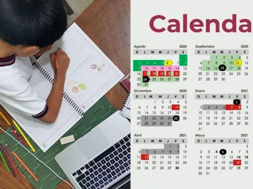 calendario-escolar-sep-2021-inscripciones-puentes-y-vacaciones