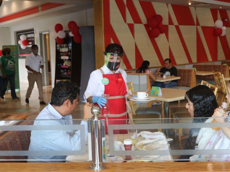 Conoce la fecha para la reapertura de restaurantes en el Estado de México