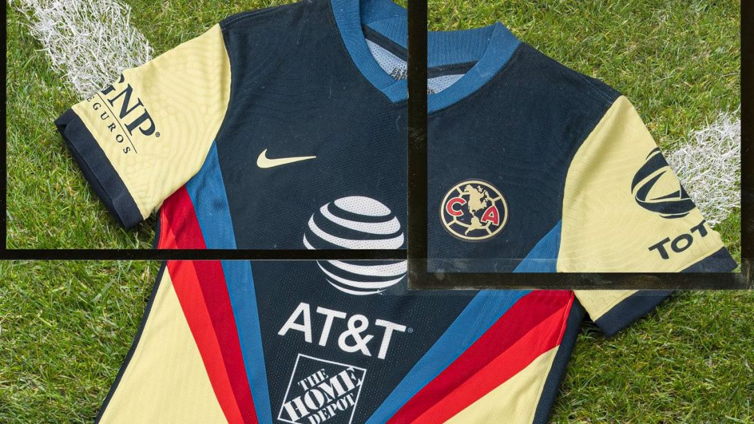 Club-América-playera
