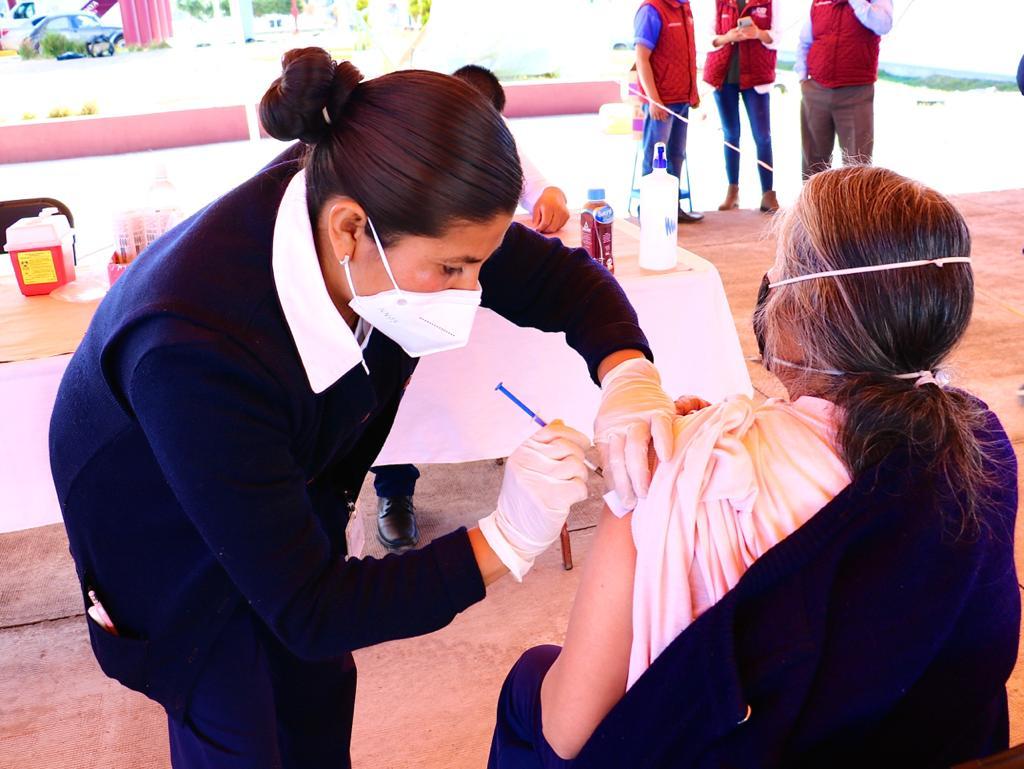Conoce dónde comenzó la primera etapa de vacunación en el EDOMEX