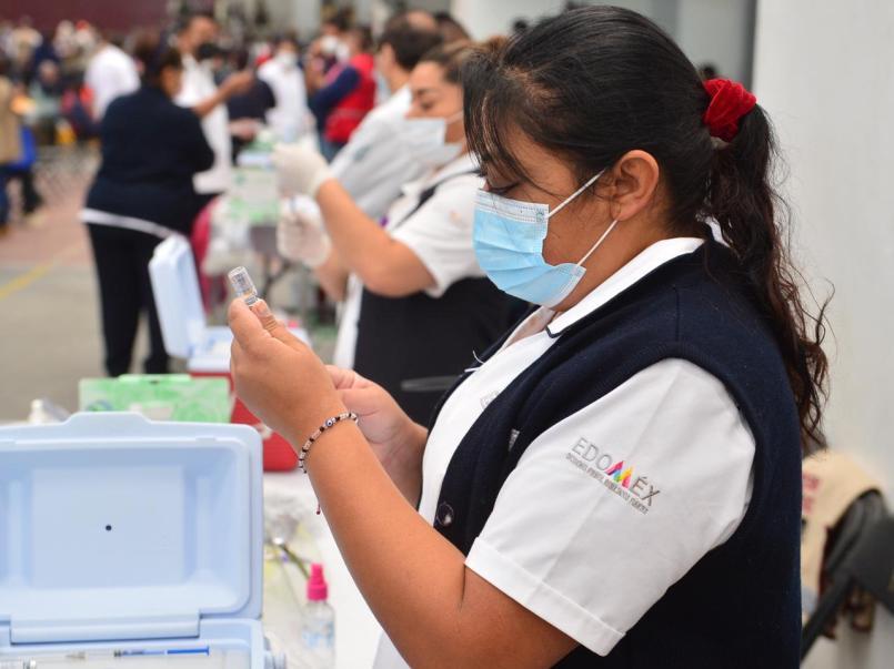De febrero a mayo, llegarán a México más de 100 millones de dosis de vacunas contra el COVID-19