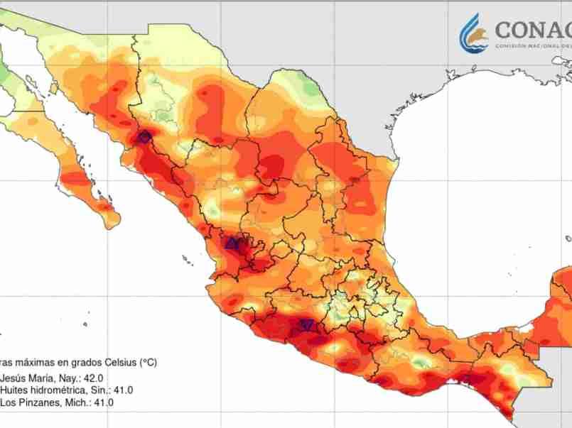 Calentamiento-en-México