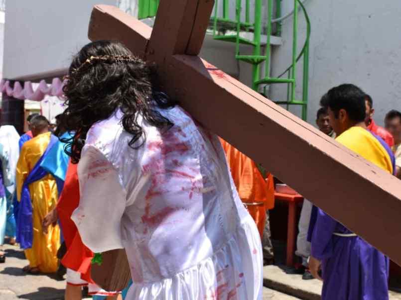 Suspenden en Toluca representaciones de Semana Santa