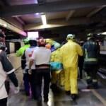 Persona muere tras presuntamente arrojarse a las vías del metro en la Ciudad de México