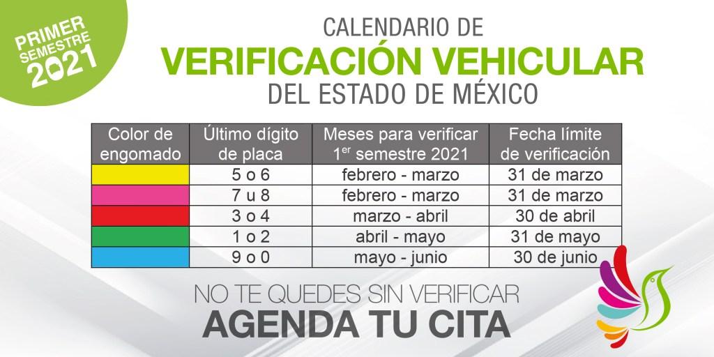calendario-verificacion-edomex-2021