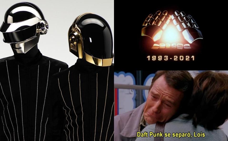 Memes Daft Punk
