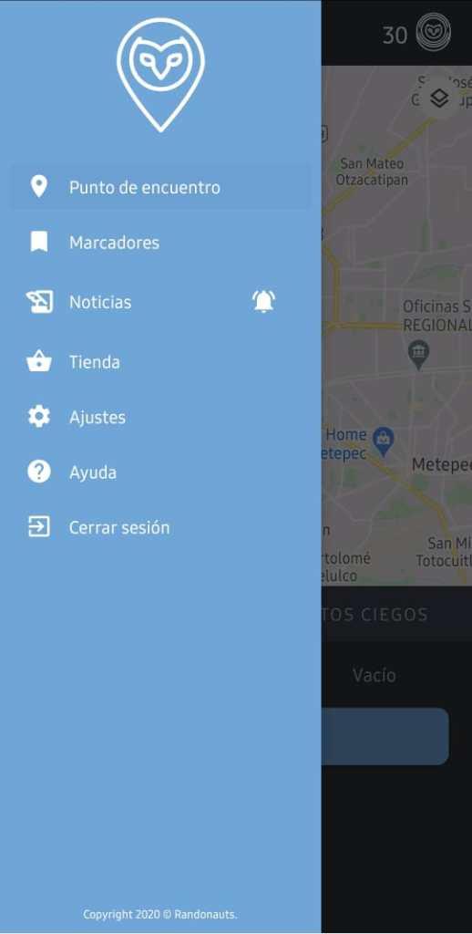 Randonautica; app que te lleva a lugares tenebrosos en el Valle de Toluca