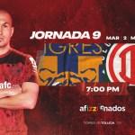 Torres Nilo enfrentara a su antiguo club, en el partido Tigres Vs Toluca.