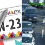 Reemplacamiento Edomex-2021 Los vehículos particulares que porten placas de circulación expedidas en el ejercicio fiscal 2016; así como para automóviles con placas 2015 y anteriores, y para todos los autos con placas del Edomex que deseen obtener los beneficios.